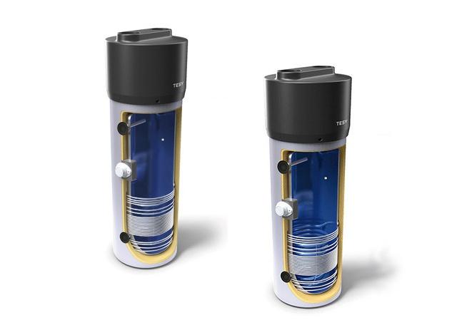 Pompe À Chaude Pour L'eau Chaleur Sanitaireballon Thermodynamique CoBexdrW